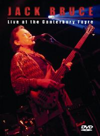 Cover Jack Bruce - Live At Canterbury Fayre [DVD]